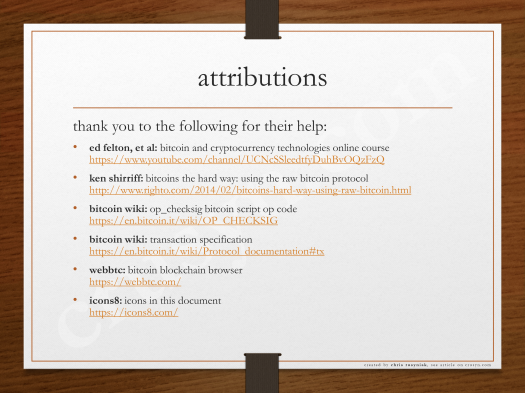 14-Attributions
